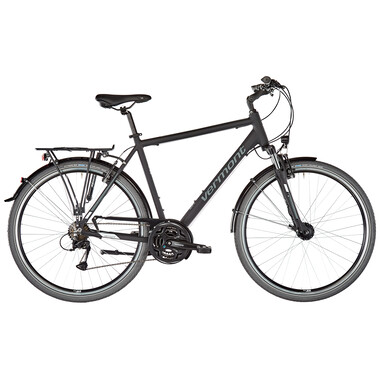 Vélo de Voyage VERMONT BRENTWOOD DIAMANT Noir 2020